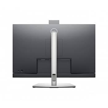 Dell C2422HE 23.8 inch 1920x1080 5ms Multimedia Webcam HDMI DP FHD Pivot Konferans Monitör