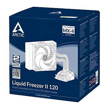 Aerocool AR-ACFRE00067A Liquid Freezzer II-120 12cm Fanlý AMD/INTEL Sývý Soðutuculu Ýþlemci Faný