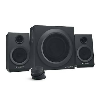 Logitech 980-001202 Z333 2+1 40W Rms Siyah Hoparl鰎