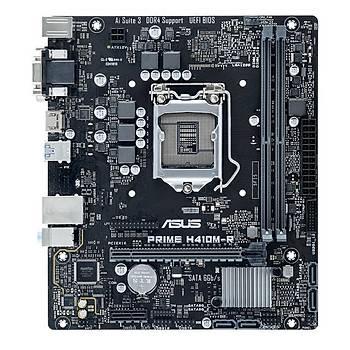 Asus PRIME H410M-R-SI Sc-1200 H410 DDR4 2933MHZ M2 mATX Intel Anakart