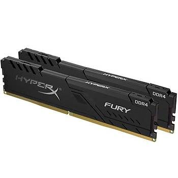 Kingston HX432C16FB4AK2/32 32 GB (2x16) DDR4 3200Mhz CL16 RGB HyperX Fury Bilgisayar Bellek