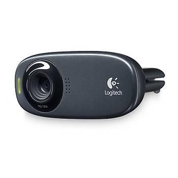 Logitech 960-001065 C310 720P 5.0 MP USB Mikrofonlu Webcam