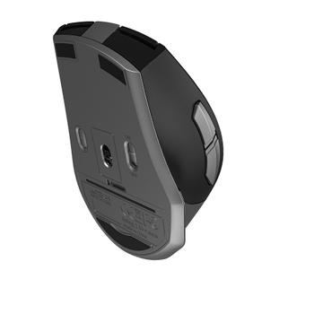 A4 Tech FB35 2000 Dpi 6 Tuþlu 2.4Ghz Bluetooth Kablosuz Gri Mouse