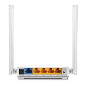 Tp-Link TL-WR844N 300Mbps 2.4Ghz 4 Port 10/100Mbps Ethernet Multi-mode Wi-Fi Router