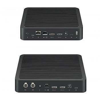 Logitech 960-001218 Rally 4K 15x HDMI Zoom USB 3.0 Mikrofonlu Konferans Sistemi