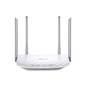 Tp-Link ARCHER C50 Ac1200 2.4/5Ghz 4 Port 4 Antenli Access Poýnt