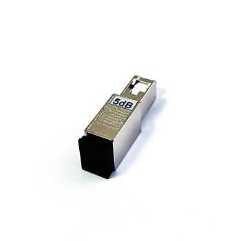 Beek BN-ATTN-9SC05 SC to SM 5 dBi Erkek-Diþi Konnektör