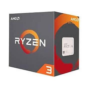 Amd YD2200C5FBBOX Ryzen 3 2200G SC-AM4 3.5Ghz 4Mb 65W AMD Ýþlemci