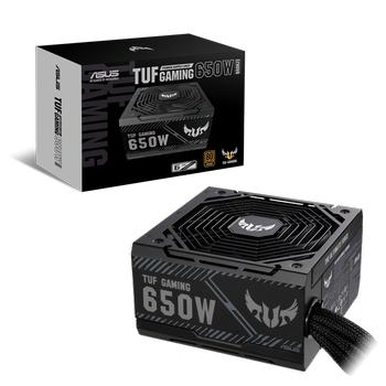 Asus TUF-GAMING-650B 650W 80+ Bronze 13.5cm Fanlý Tuf Gaming 650B Power Supply
