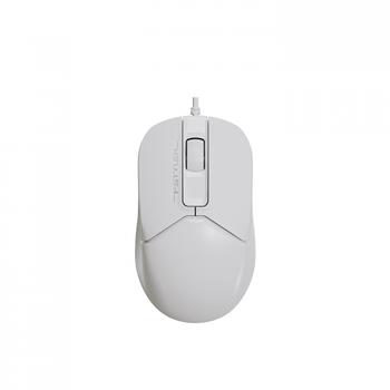 A4 Tech FM12 USB 1200 Dpi 3 Tuþlu Kablolu Beyaz Mouse