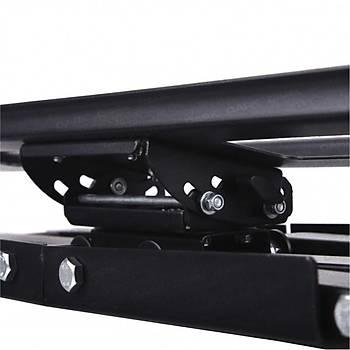 Dark DK-AC-VT32 VT32 37 - 70 inch Çift Noktadan Hareketli Katlanabilir Köþe ve Duvar Tipi Aský Aparatý