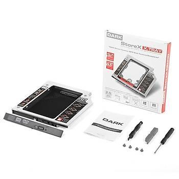 Dark DK-AC-DSOSD9 StoreX X Tray 9.5 mm 2.5 inch SATA Disk Yuvasý Dönüþtürücü