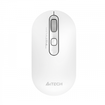 A4 Tech FG20 2000 Dpi 4 Tuþlu 2.4Ghz Kablosuz Beyaz Mouse
