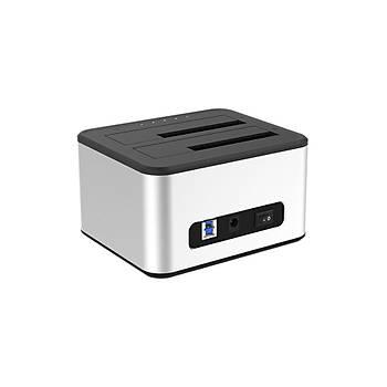 Frisby FHC-3570A 2.5 / 3.5 inch SATA USB 3.0 Alüminyum Disk Ýstasyonu