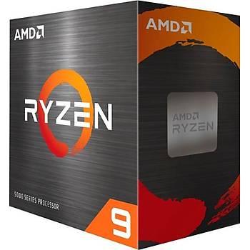Amd 100-100000061WOF Ryzen 9 5900X 3.7Ghz Sc-AM4 64MB 12 Çekrirdek VGAsýz 105W Amd Ýþlemci