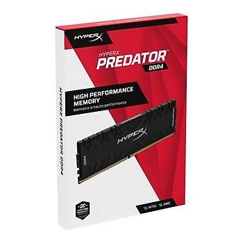 Kingston HX440C19PB4AK2/16 16 GB (2x8) 4000Mhz CL19 RGB Hyperx Predator Bilgisayar Bellek