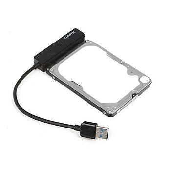 Dark DK-AC-DSA5 SATA to USB 3.0 Dönüþtürücü Aparatý