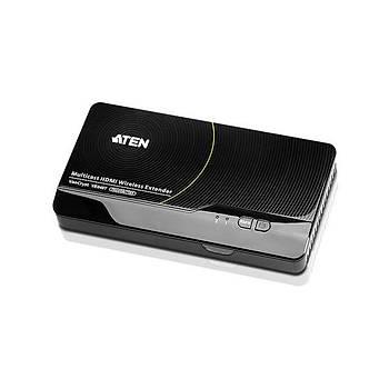 Aten VE849T 30 Mt Kablosuz HDMI Çoklayýcýsý 1080p Verici Ünitesi