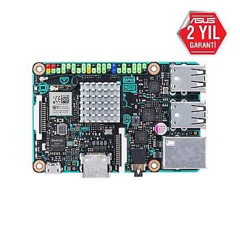 Asus TINKER BOARD ARM Sc-AM4 2GB DDR3 1600Mhz Sd Kart Wi-Fi Onboard Intel Anakart