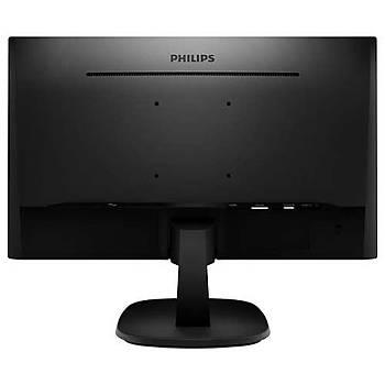 Philips 243V7QDAB/00 23.8 inch 1920X1080 5ms VGA DVI HDMI Monit鰎