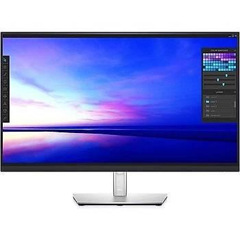 Dell P3221D 31.5 inch 2560x1440 8ms 2K USB-C HDMI DP IPS Monitör