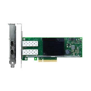 Lenovo 7ZT7A00537 thinksystem 2 Port 10GB  Intel X710 DA2 PCI Express Ethernet Kartý