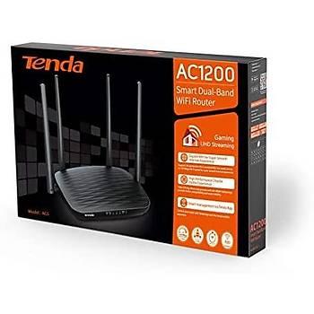 Tenda AC5 AC1200 2.4/5Ghz 3 Port Lan 4 Antenli Wi-Fi Router