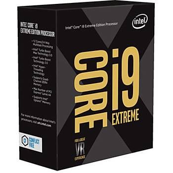Intel BX8069510980XE CI9 10980XE 3.0GHZ Sc-2066 24.75 MB 18 Çekirdek VGAsýz 165W Intel Ýþlemci