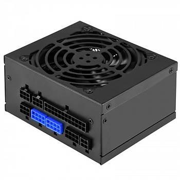 Silverstone SST-SX650-G1.1 650W 80+ Gold 9cm Fanlý Modüler SFX Power Supply