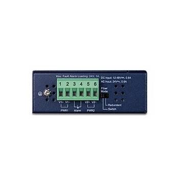 Planet PL-IGT-2205AT 2 Port 1000T to 2 Port 2500X SFP Endustriyel Media Converter