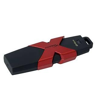 Kingston HXS3/64GB 64 GB Hyperx Savage USB 3.1 Gen1 USB Flash Bellek