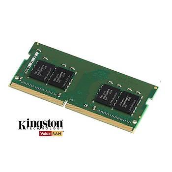 Kinsgton KVR26S19S8/8 8 GB DDR4 2666MHZ CL19 Notebook Bellek