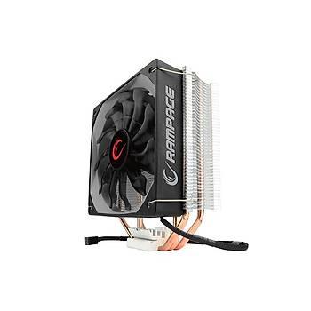 Rampage WIND Chill-320 12 cm Fan Amd/Intel Ýþlemci Soðutucusu