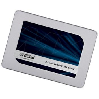 Crucial CT1000MX500SSD1 1 TB MX500 560/510MB/s 2.5 inch SSD Harddisk