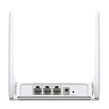 Tp-LÝnk Mercusys MW302R 300Mbps 2.4Ghz 3 Port Ethernet 2 Antenli Multi-mode ADSL2+ Kablosuz Modem
