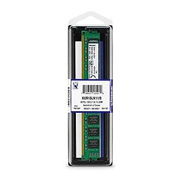 Kingston KVR16LN11/8 8 GB DDR3L 1600MHZ CL11 LV Bilgisayar Bellek