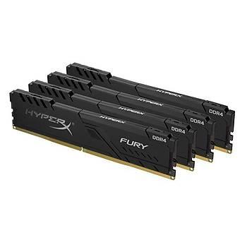 Kingston HX430C16FB3K4/128 128 GB (4x32) DDR4 3000Mhz CL16 HyperX Fury Bilgisayar Bellek