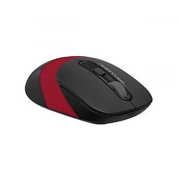A4 Tech FG10 2000 Dpi 4 Tuþlu 2.4Ghz Kablosuz Kýrmýzý Mouse