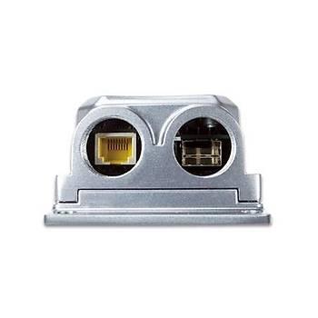 Planet PL-IGTP-825AT IP67 1000BASE-X SFP to 10000Base-T PoE+ Media Converter