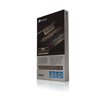 Corsair CMSX8GX3M1A1600C10 8 GB DDR3 1600Mhz Cl11 Vengeance Notebook Bellek