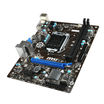 Msi H81M-E33 SC-1150 H81 Ddr3 1600Mhz Sata Matx Intel Anakart