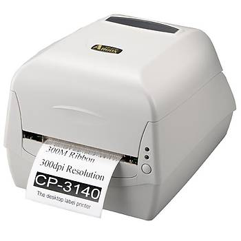 Argox CP-3140  Direk Termal - Termal Transfer USB Seri Paralel Barkod Yazýcý