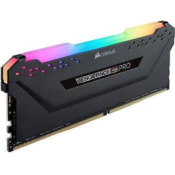 Corsair CMW8GX4M1Z3200C16 8 GB DDR4 3200Mhz CL16 Vengeance Pro RGB Bilgisayar Bellek
