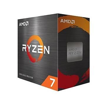 Amd 100-100000063WOF Ryzen 7 5800X 3.8Ghz Sc-AM4 32 MB 8 Çekirdek VGAsýz 105W Amd Ýþlemci