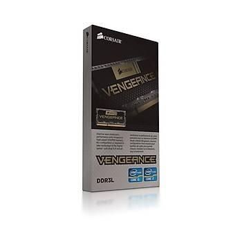 Corsair CMSX4GX3M1A1600C9 4 GB DDR3 1600Mhz CL9 Vengeance Notebook Bellek