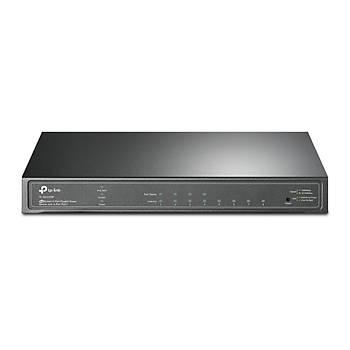 Tp-Link TL-SG2008P 8 Port Gigabit 4 Port PoE+ 62W Smart PoE Switch