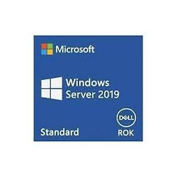 Dell W2K19STD-ROK 2019 Standart Windows Server Sunucu Yazýlýmý