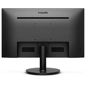 Philips 221V8LD/00 21.5 inch 1920x1080 4ms VGA DVI HDMI FHD Siyah Monitör