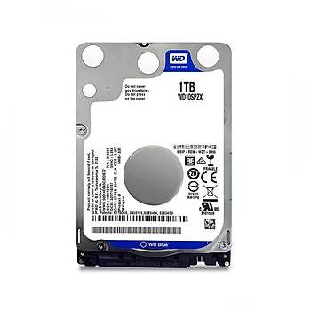 Western Digital WD10SPZX 1 TB 5400Rpm 128Mb Digital Blue Notebook Harddisk