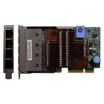 Lenovo 7ZT7A00547 ThinkSystem 4 Port 10GbE SFP+ Lom PCIe Ethernet Kartý
